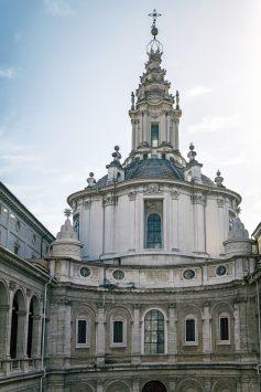 Sant Ivo alla Sapienza