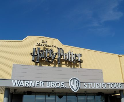 Warner Brothers Studio Tour London