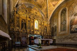 Monastère de Cimiez Francisco