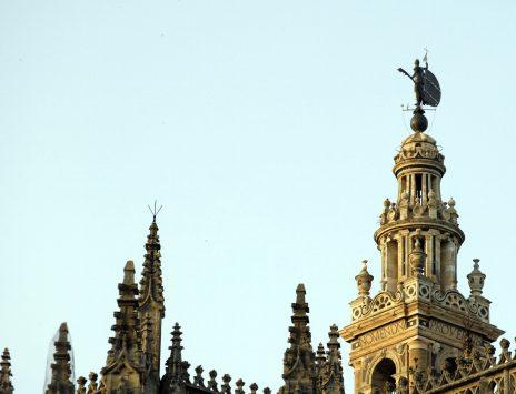 Catedral de Santa María de la Sede de Sevilla e la Giralda_