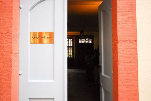 Goethehaus und Goethe Museum
