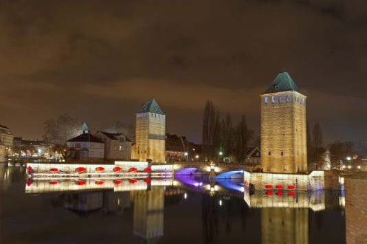 Pont Couverts