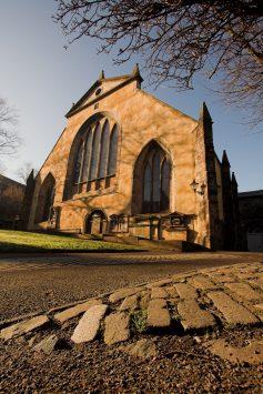 Greyfriars Bobby&Greyfriars Church