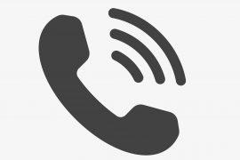 電話のアイコン