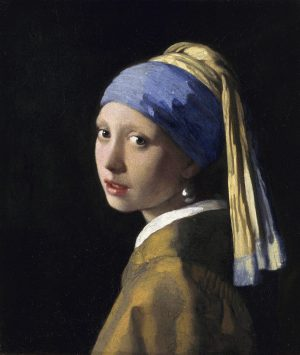 フェルメールの作品「真珠の耳飾りの少女」