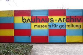 Bauhaus Archiv Museum