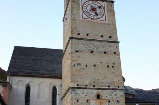 Bebedictine Convent of St John at Mustair