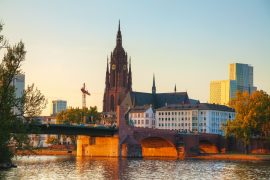 Dom von Frankfurt