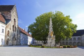 Heiligenkreuz Abbey, Karmeliterkloster Mayerling