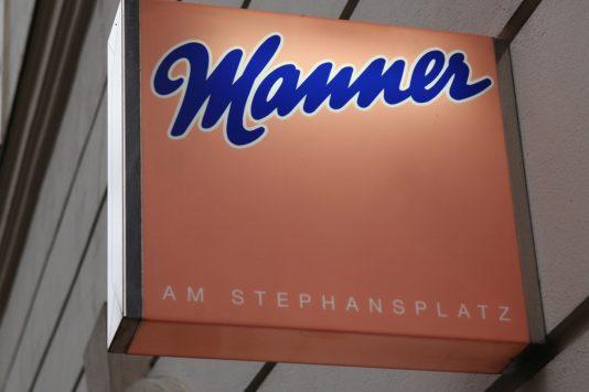 Manner Stephansplatz