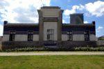 Schutzenhaus der staustufe kaiserbad