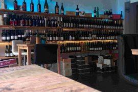 Weinfach Vinothek Bar