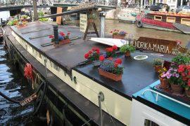 Woonboot Museum
