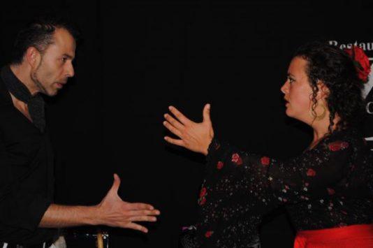 Flamenco Jardines de Zoraya