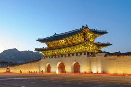 Gate Gwanghwamun