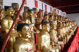 Shanghai Qinci Yangdian Taoist Temple