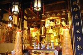 Shanghai Town Gods Temple