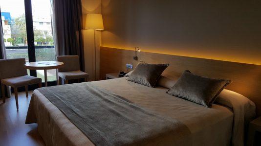 M.A. ホテル セビージャ コングレソスの部屋