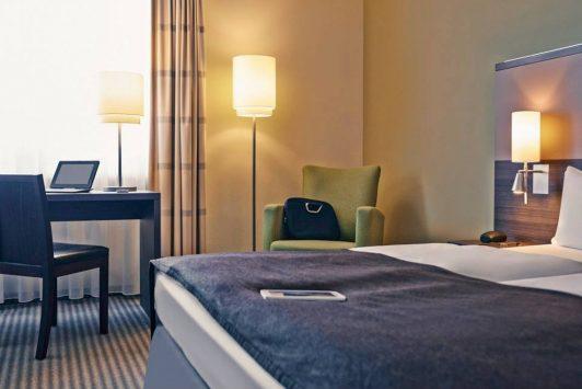メルキュール エアポート ホテル ベルリン テーゲルの部屋