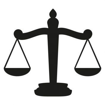 ルール、法律のアイコン