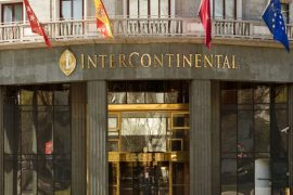 El Jardin del InterContinental