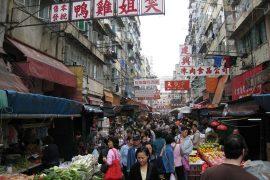 Mongkok Street Market