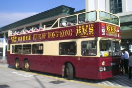 Open-Top Bus Tour