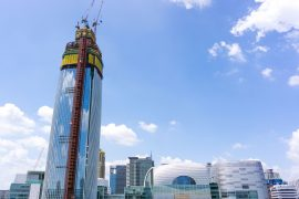 lotte duty free world tower