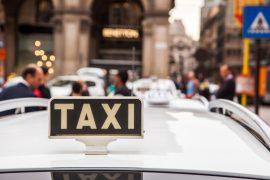 milan taxi
