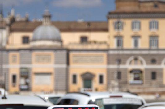 rome taxi