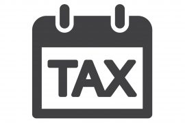 税金(TAX)のアイコン