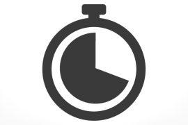 時計のアイコン