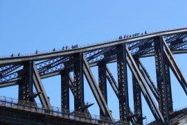 Harbour Bridge Climb Sydney