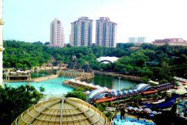 Sunway Lagoon Themepark