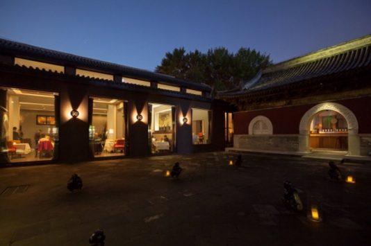 Temple Restaurant Beijing