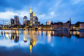 frankfurt standard sightseeing spot