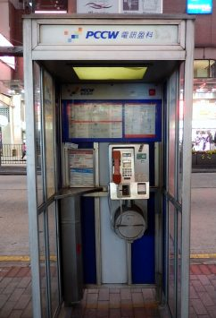 hongkong phone