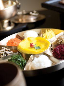 Seoul, South Korea, food