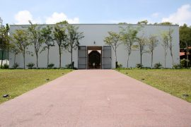 Changi Prison Chapel and Museum