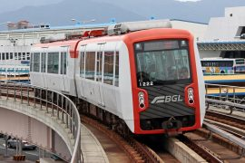 Gimhae Light Rail Transit