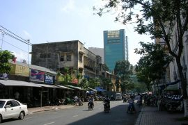 Le Thanh Ton Street & Thai Van Lung Street