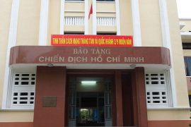 Museum of Ho Chi Minh Campaign