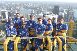 Skywalk at Sydney Tower Eye