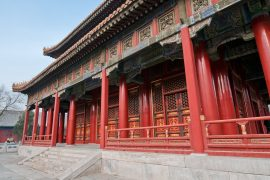 Temple of Confucius and Guozijian Museium