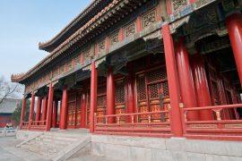 Temple of Confucius and Guozijian Museium