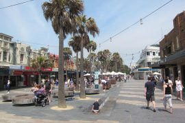 The Corso Manly