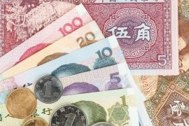 Shanghai currency