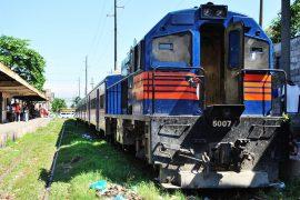 Philippines railway
