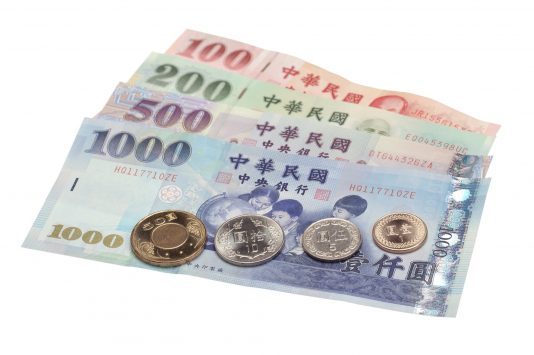 Taipei currency