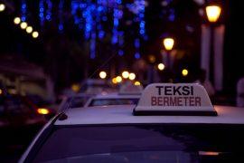 Kuala Lumpur taxi